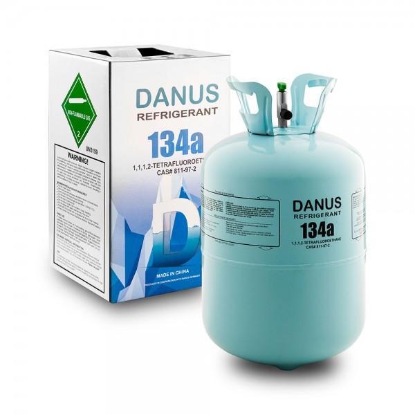 گاز مبرد R134a-فروش گاز مبرد دانوس