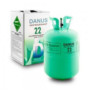 گاز مبرد R22 جعبه و کپسول-فروش گازهای مبرد دانوس