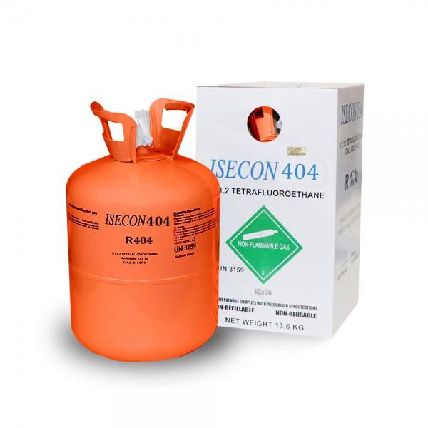 گاز مبرد R404a-فروش گاز مبرد دانوس